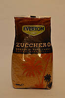 Сахар тростниковый Everton 1кг