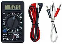 Многофункциональный цифровой мультиметр DT-838, цифровой мультиметр dt, тестер dt 838 digital multimeter, фото 1