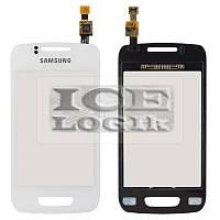 Сенсорный экран для мобильного телефона Samsung S5380 Wave Y, белый