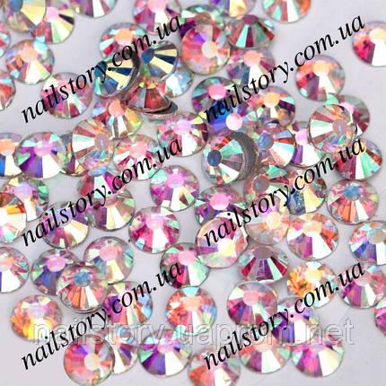 Стразы для ногтей AB SS4  1440 шт., фото 2