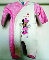 Человечек Мини Маус лмцензионного бренда Disney
