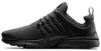 Мужские кроссовки Nike Air Presto ID Black, найк престо
