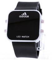 Мужские наручные часы Adidas Led Watch, копия