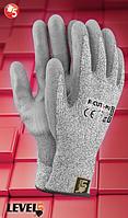 Перчатки защитные с полиуретаном R-CUT5-PU, фото 1