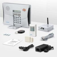 Аксессуары и комплектующие для систем безопасности