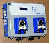 Измерительно-дозирующая станция Pool basic Evo pH/mV - 1.5 с перистальтическими насосами