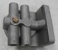 Кронштейн фильтра топливного грубокой очистки (ФГОТ) WD615 HOWO   VG1540080211-Z  #запчасти HOWO