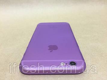 Ультратонкий чохол Saiskai для iPhone 6/6s, фіолетовий