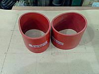 Патрубок радиатора соединительный WD615 HOWO   WG9719530107  #запчасти HOWO