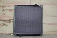 Радиатор в сборе (медный) WD615 HOWO   WG9719530010  #запчасти HOWO
