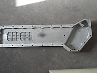 Крышка масляного радиатора WD615 HOWO   VG14010083B  #запчасти HOWO
