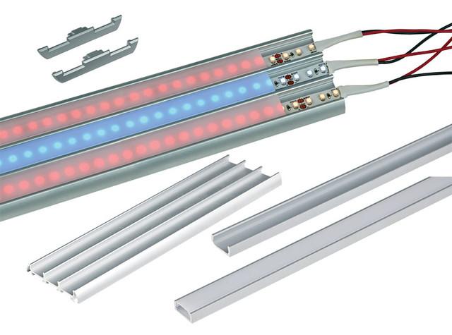 Светодиодные ленты, лампы, аксесуары