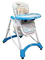 Кресло для кормления Baby Mix YQ-198 синий