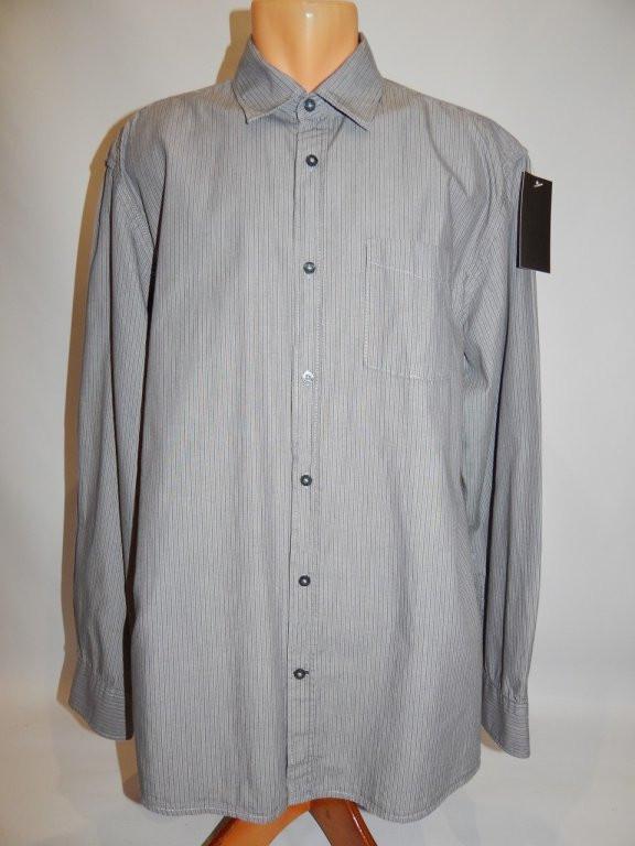 Мужская рубашка с длинным рукавом 057ДР  s.Oliver