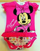 Боди Мини Маус лицензионного бренда Disney