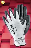 Перчатки защитные с полиуретаном RAHYFLEX11-724, фото 1