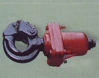 Вилка буксировочного устройства (фаркопа) HOWO   199114930110  #запчасти HOWO