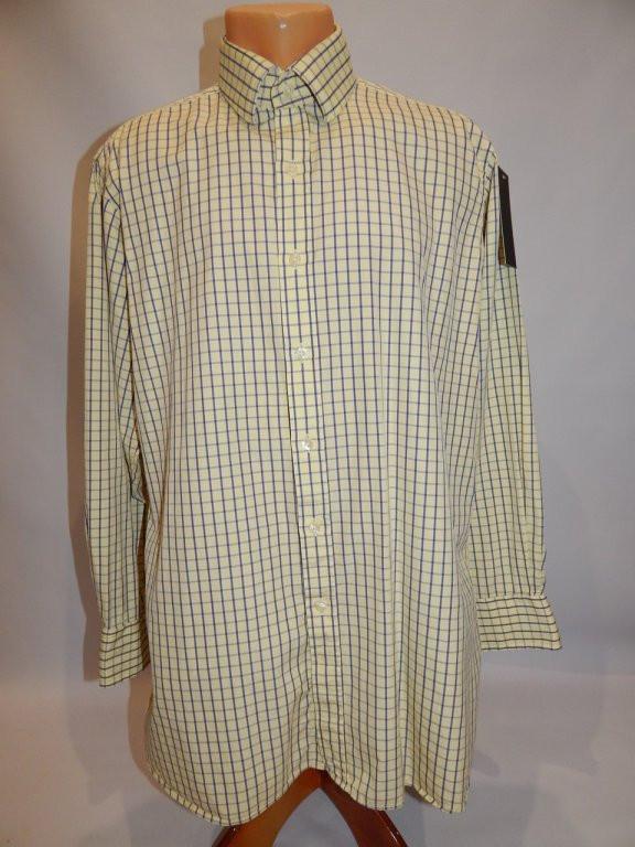 Мужская рубашка с длинным рукавом 062ДР  CHARLES TYRWHITT