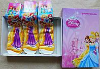 Носки для девочки Принцессы Дисней 7 лет (27-30)