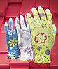 Перчатки защитные с полиуретаном RGARDEN-PU