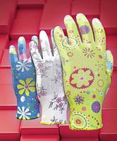 Перчатки защитные с полиуретаном RGARDEN-PU, фото 1