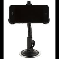 Автомобильный держатель для Apple iPhone 4, iPhone 4s, автодержатель  на присоске/ держатель в авто/ в машину крепление /айфон