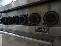 Плита  на 4 конфорки б/у с духовкой Emmepi, фото 1