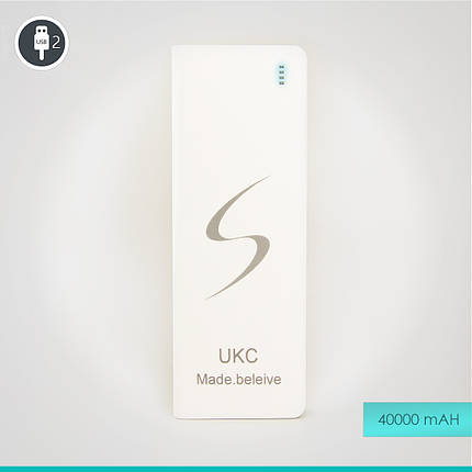 УМБ UKC Power Bank 40000 mAh, фото 2