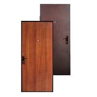 Двери входные Apecs м МА/ДСП 850 мм. орех
