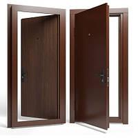 Двери входные Apecs м МА/ДСП 950 мм. орех