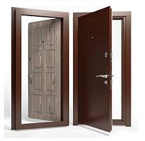 Двери входные Apecs в М/МДФ Премьер 860 мм. Сосна