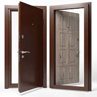 Двери входные Apecs в М/МДФ Премьер 960 мм. Сосна