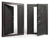 Двери входные Apecs в МДФ/МДФ Премьер 1200 мм. Венге