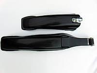 Крылья пластиковые МТВ, черные, модель 2
