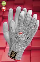 Перчатки защитные с полиуретаном RLEVEL5-PU, фото 1