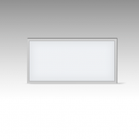 Светодиодная панель Aurora размером 60 x 120 x 7 см
