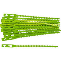 Подвязки для садовых растений PALISAD, 23см, пластиковые, 50шт