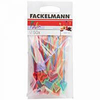 "Шпажки для канапе ""Покер"" 50 ш.т, 8.5  см, пластик, Fackelmann 50417"