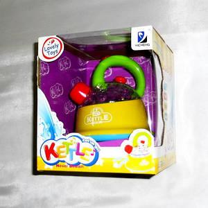 Детский игровой Чайник YC-9662, музыкальный, на батарейках