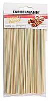Палочки для шашлыка 0.25*20 см, 100 шт., бамбук, Fackelmann 56521