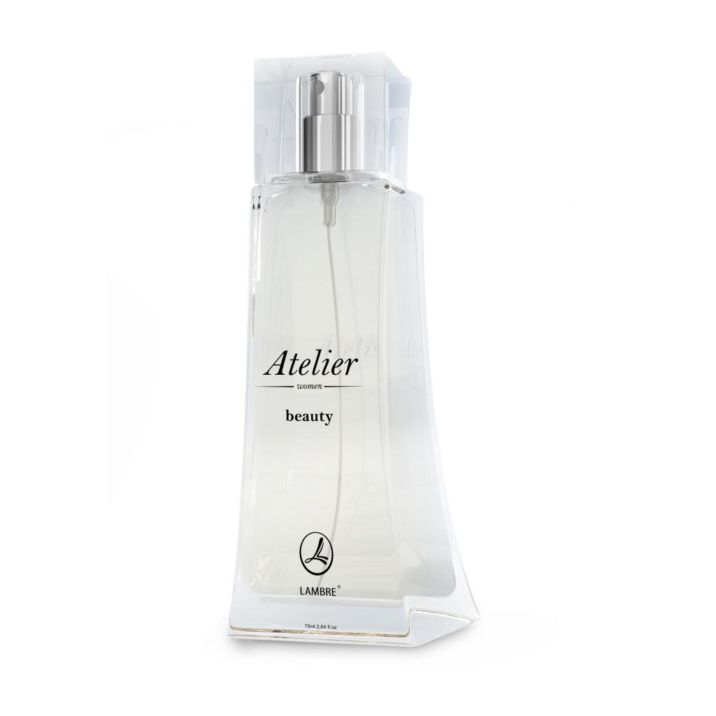 """Женская парфюмированная вода """"ATELIER BEAUTY WOMEN"""" 75 мл от LAMBRE"""