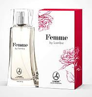 """Женская парфюмированная вода """"FEMME"""" 75 мл от LAMBRE"""