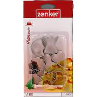 Набор форм для вырезания печенья 8 шт., сталь, Fackelmann 42966