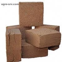 Блок кокосовый 4-5 кг. Коко-Грунт