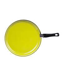 Сковородка D27 см цветная, сталь, антипригарное покрытие ILAG, Fackelmann 687938