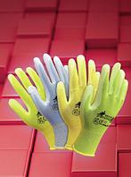 Перчатки защитные с полиуретаном RPOLICOLOR, фото 1