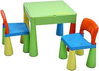 Комплект детской мебели Tega Baby Mamut (стол + 2 стула) Мulticolor, фото 1