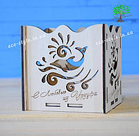 Подсвечник, деревянные сувениры