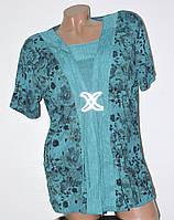 Красивая женская летняя блузка