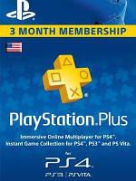 Playstation Plus 90 days (USA)